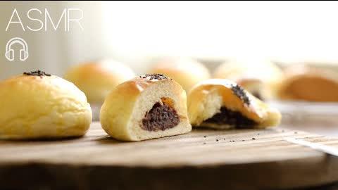 【原音重現#27】紅豆麵包做法