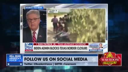 TX Lieutenant Gov Invokes Article 4 Section 4 For Invasion Of US