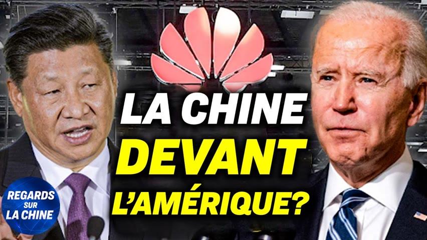 Huawei veut prendre la tête de la technologie 6G ; Prélèvements forcés d'organes en Chine 2021-09-22 14:40