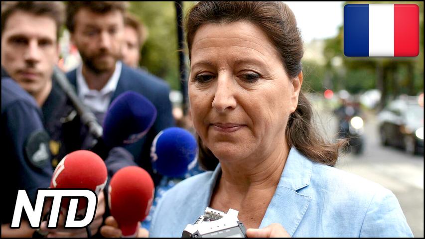 Frankrikes före detta hälsominister åtalas för covid-19-krisen | NTD NYHETER