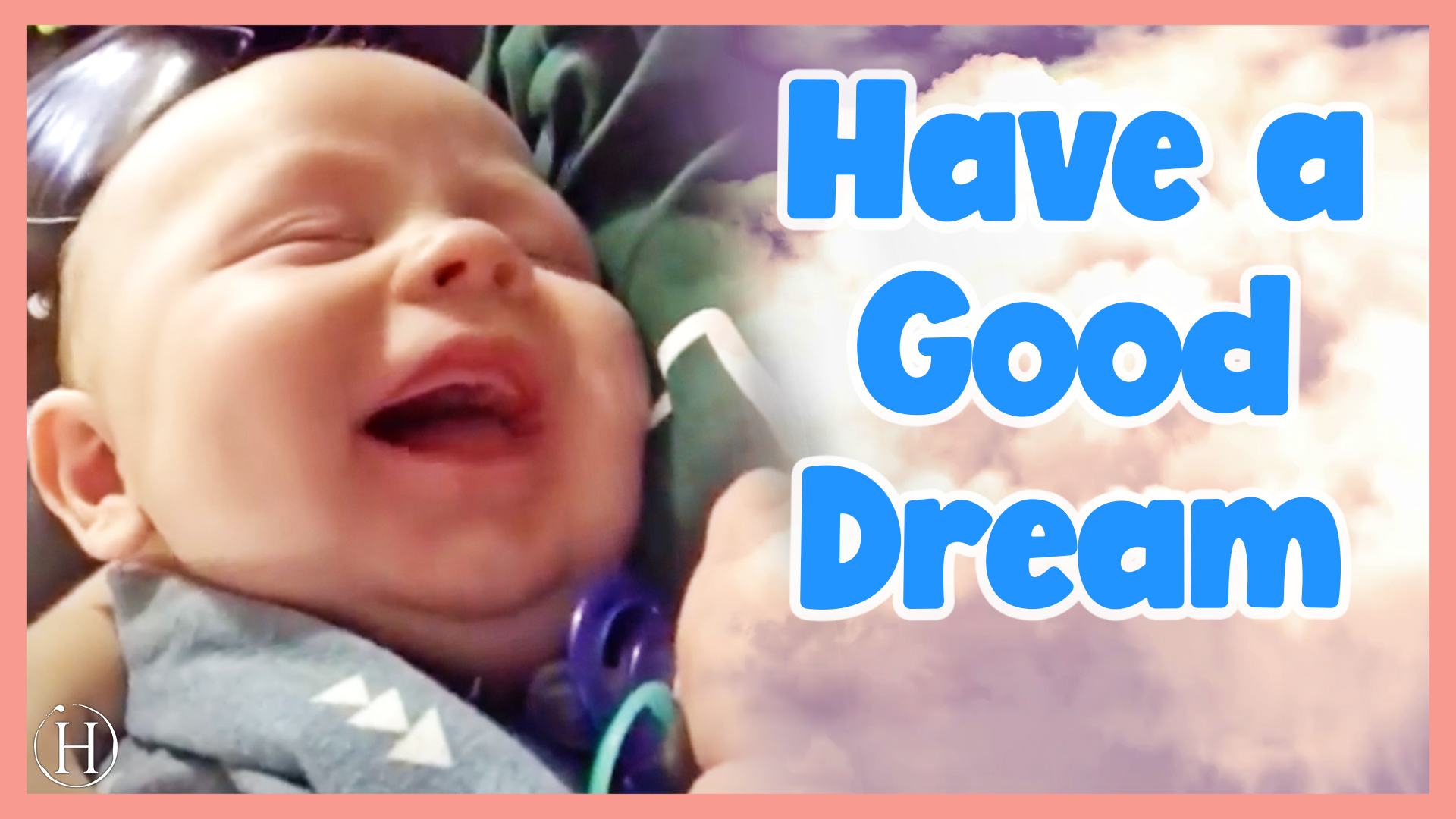 Baby Laughs While Dreaming | Humanity Life