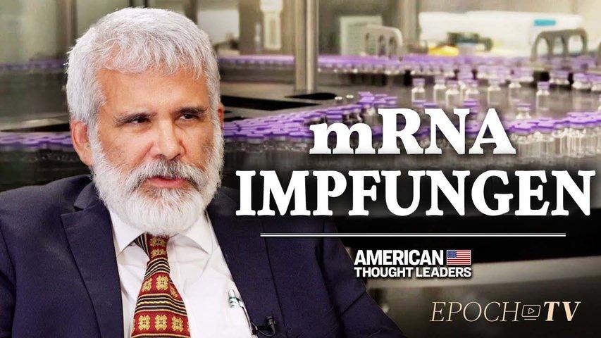 Exklusiv-Interview mit Dr. Robert Malone | Warum die Impfpolitik der Regierung problematisch ist