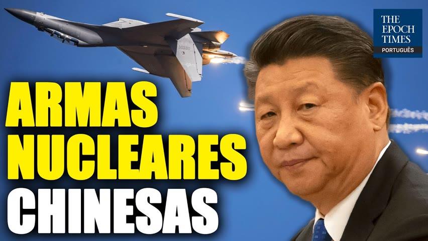 Acadêmicos do Reino Unido ajudam a China a desenvolver armas nucleares