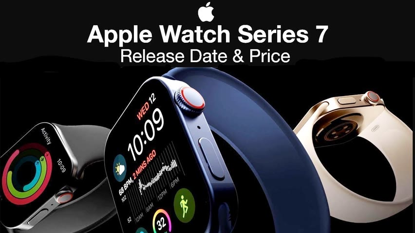 Apple Watch 7 Release Date and Price – THINNEST DESIGN!