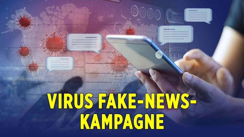 Oxford Forscher macht chinesische Fake News Kampagne über Virus Ursprung publik