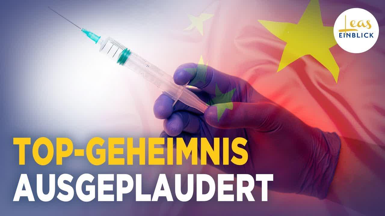 Impfstoff seit einem Jahr verfügbar. Wann wusste Peking vom Corona-Ausbruch?