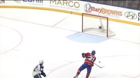 Hockey Open Net Fails