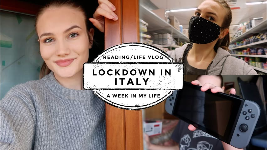 LOCKDOWN VLOG: Reading Six of Crows, Impulsive purchases, failing at making ramen & more