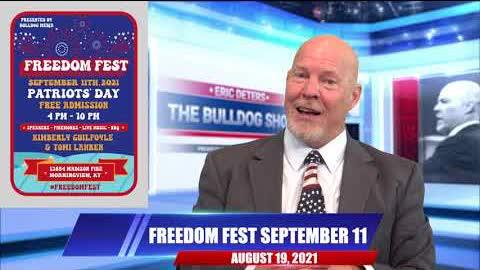 Freedom Fest, September 11th