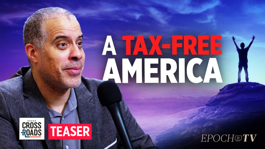 Larry Sharpe: How America Could Be Made a Tax-Free Nation