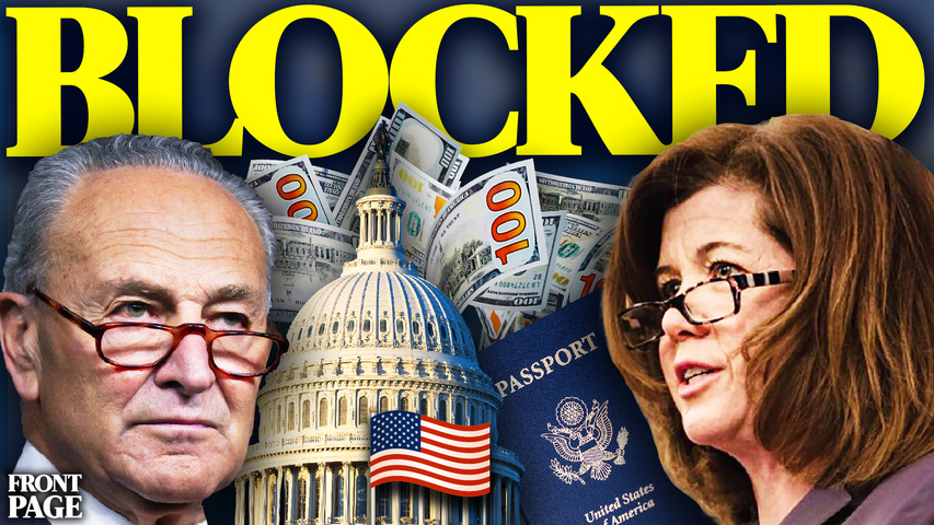 Dems blocked from granting amnesty to 8 mil illegals; NIH director: Booster shots will be expanded