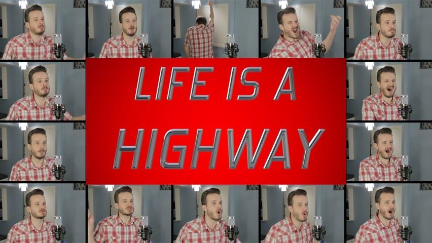 Life is a Highway (ACAPELLA) - Rascal Flatts