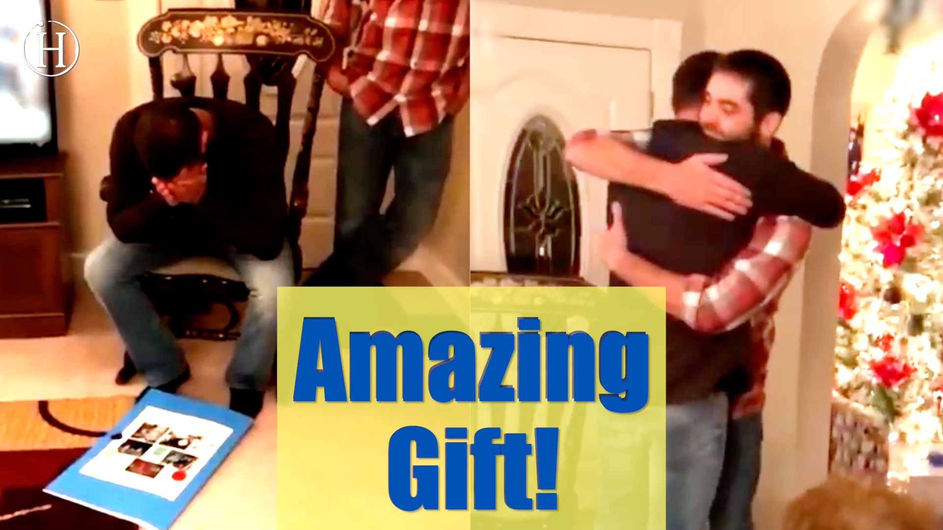 Guy Surprises Brother With Amazing Gift | Humanity Life