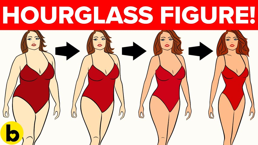 Doing These Activities Will Give You An Hourglass Figure