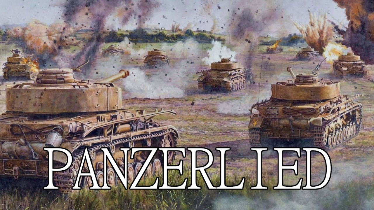 Panzerlied - Version orchestrale & vocale
