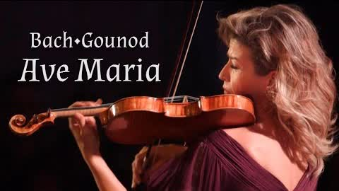 Bach/Gounod: Ave Maria - Anne-Sophie Mutter & Lambert Orkis