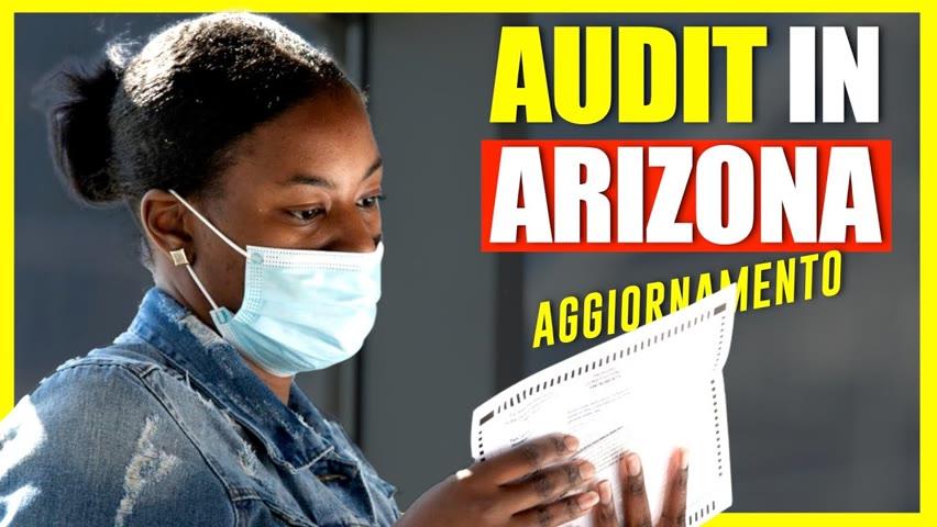 Arizona valuta di espandere l'audit. Cina versa milioni ai media negli Usa | Facts Matter Italia