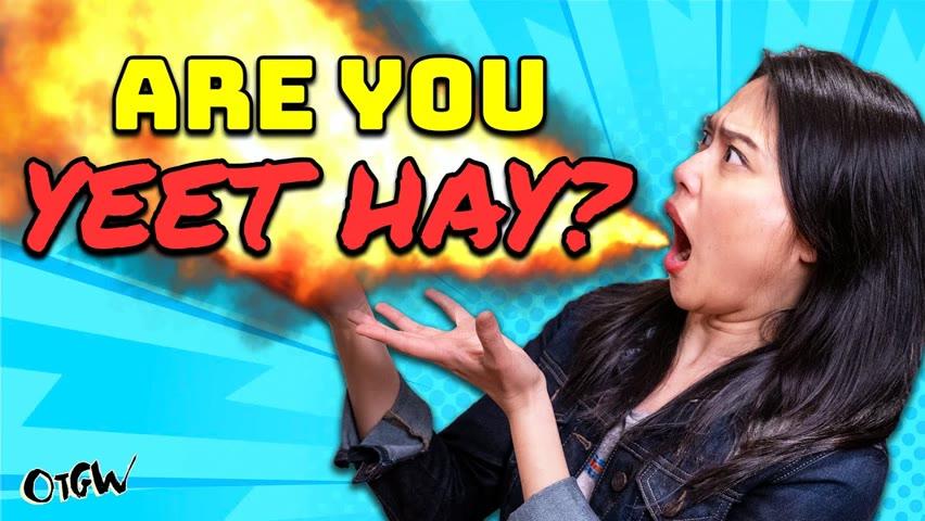 🔥 What is Yeet Hay? (Hot Air, 熱氣, Shang Huo, 上火)