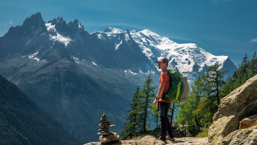 În Alpi printre MARMOTE și IBECȘI - TMB episod final