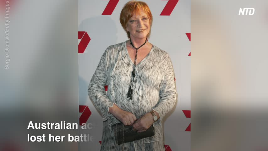 Veteran Australian Actress Loses Battle With Cancer at 77