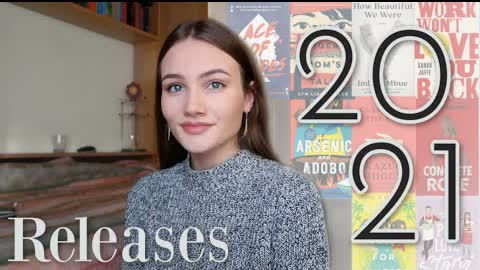 My most anticipated book releases of 2021