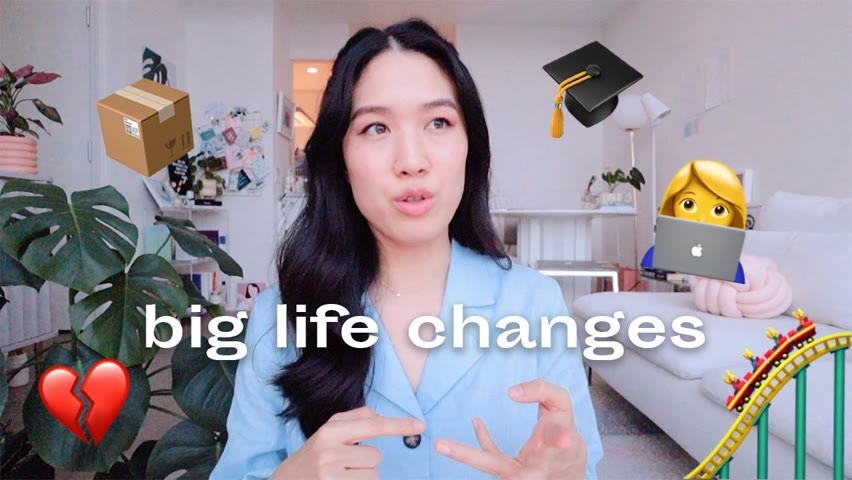 7 mindset habits for life's big changes, challenges & transitions: graduating, moving, new job, loss