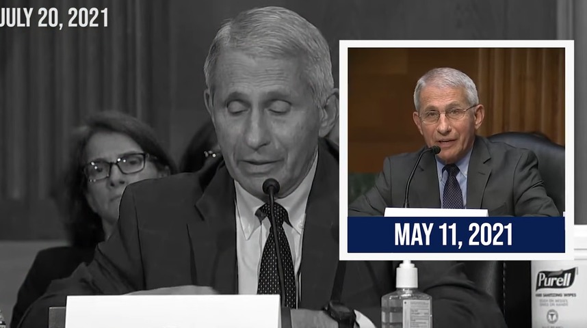 Rand Paul Revisits His Viral Debate With Dr. Fauci