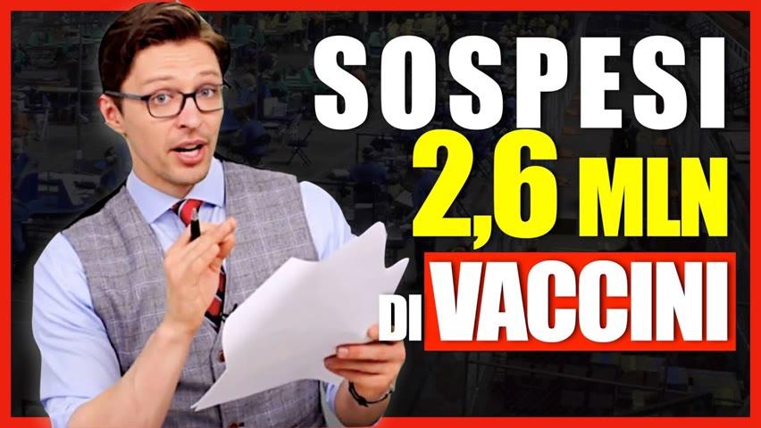 Sospesi 2,6 milioni di vaccini Moderna in Giappone per sospetta contaminazione | Facts Matter Italia 2021-09-06 12:30