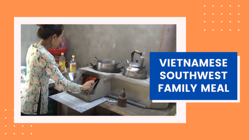 Vietnamese Southwest Family Meal
