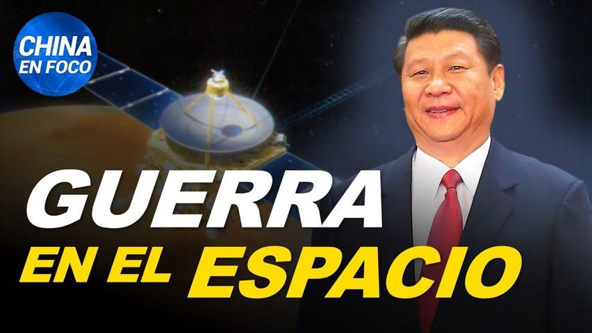 China toma el espacio y se une a Rusia para construir una base lunar