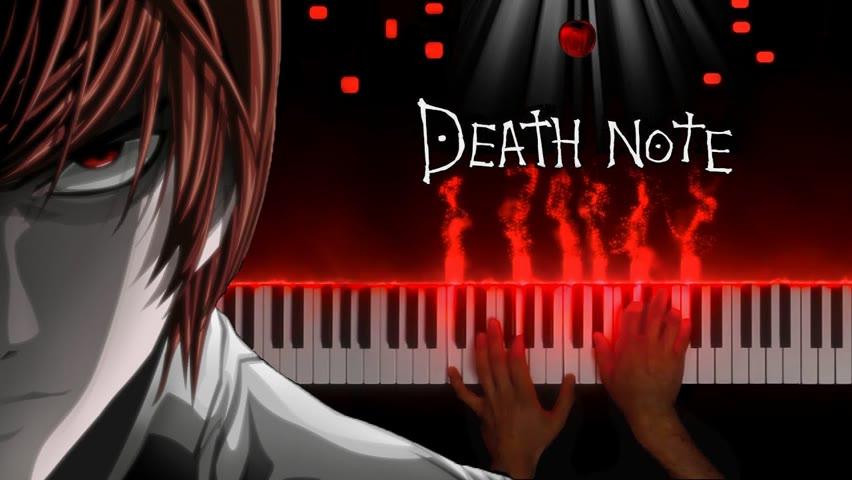 Death Note Piano Suite - Best Soundtracks Medley (Improvisation)