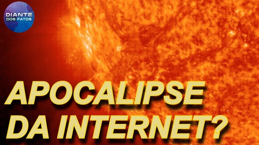 Tempestade solar poderá causar apocalipse da internet; haitianos sāo liberados em solo americano