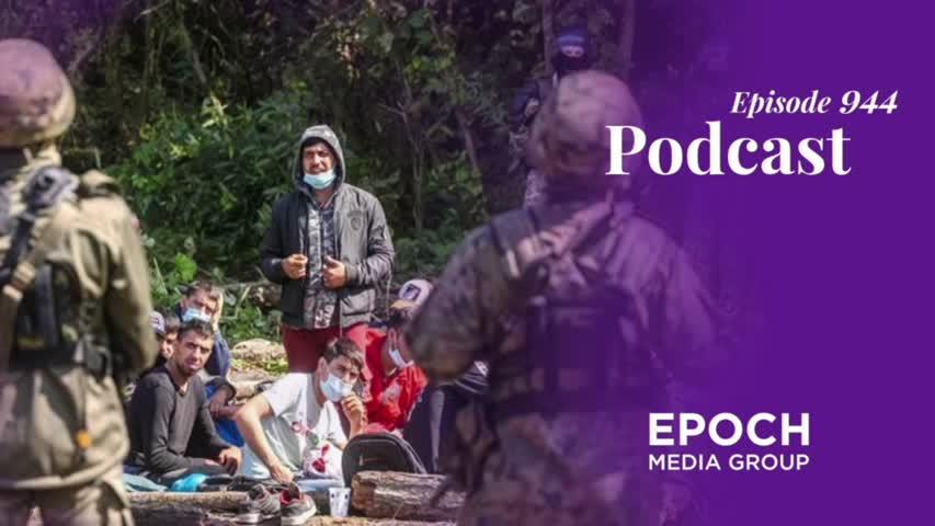 Podcast Nr. 944 Starker Anstieg illegaler Migration über Polen nach Deutschland
