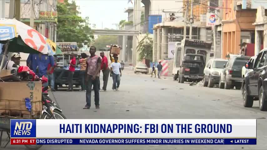 Haiti Kidnapping: FBI on the Ground