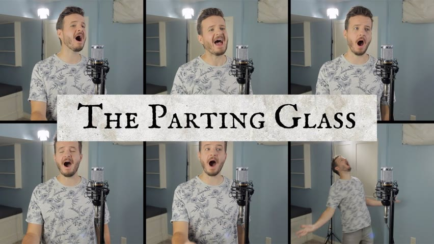 The Parting Glass (ACAPELLA) - Jared Halley