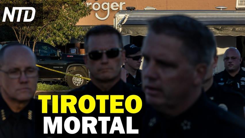 12 heridos, 1 muerto por tiroteo en Tennessee; Demandan a Administración Biden por normas trans |NTD