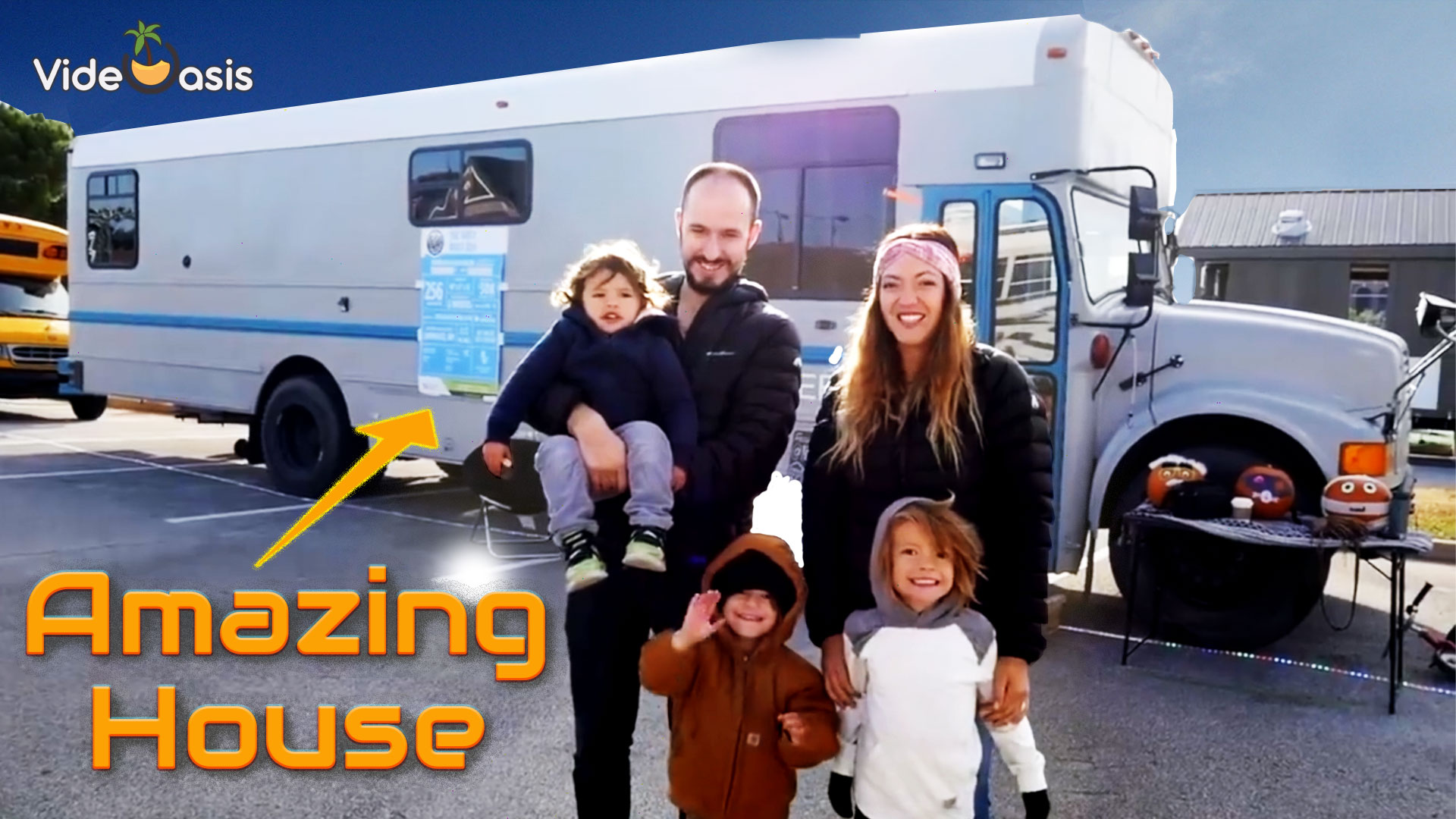 VideOasis Amazing- Amazing House |VideOasis