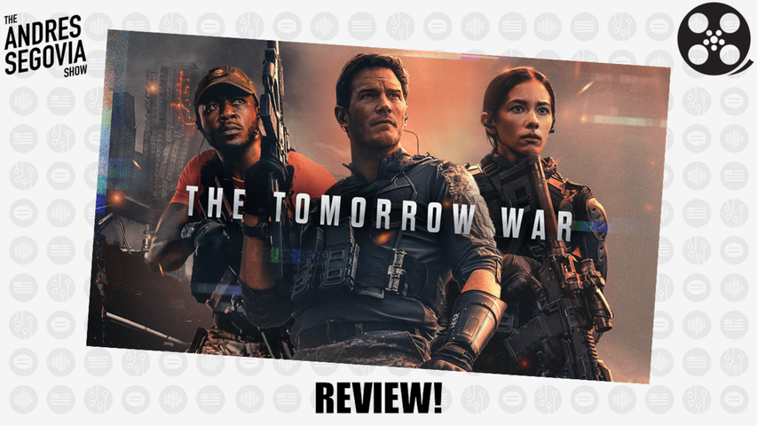 The Tomorrow War Review!