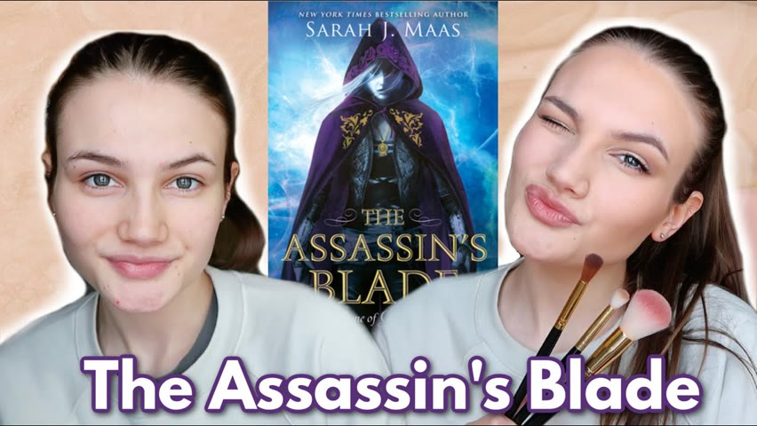 Get Ready With Me: BOOK REVIEW   The Assassin's Blade - Sarah J Maas