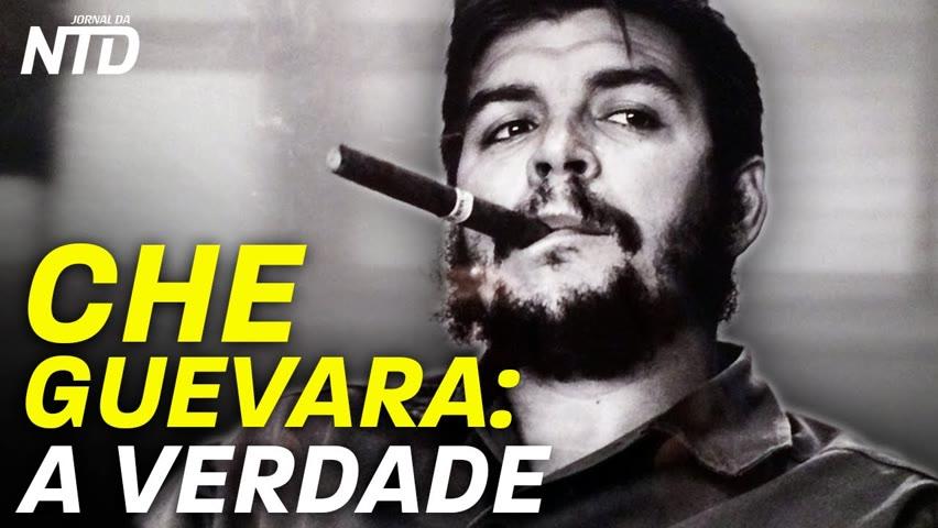 Laços entre esquerda e crime organizado são revelados; Quem realmente foi Che Guevara?