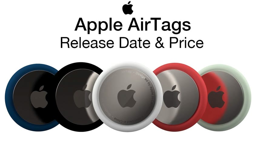 Apple AirTags Release Date and Price – Available on April 30 ?
