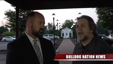 Mark Hansel Interviews Jesse Brewer Boone Co Commissioner/Bulldog Nation News