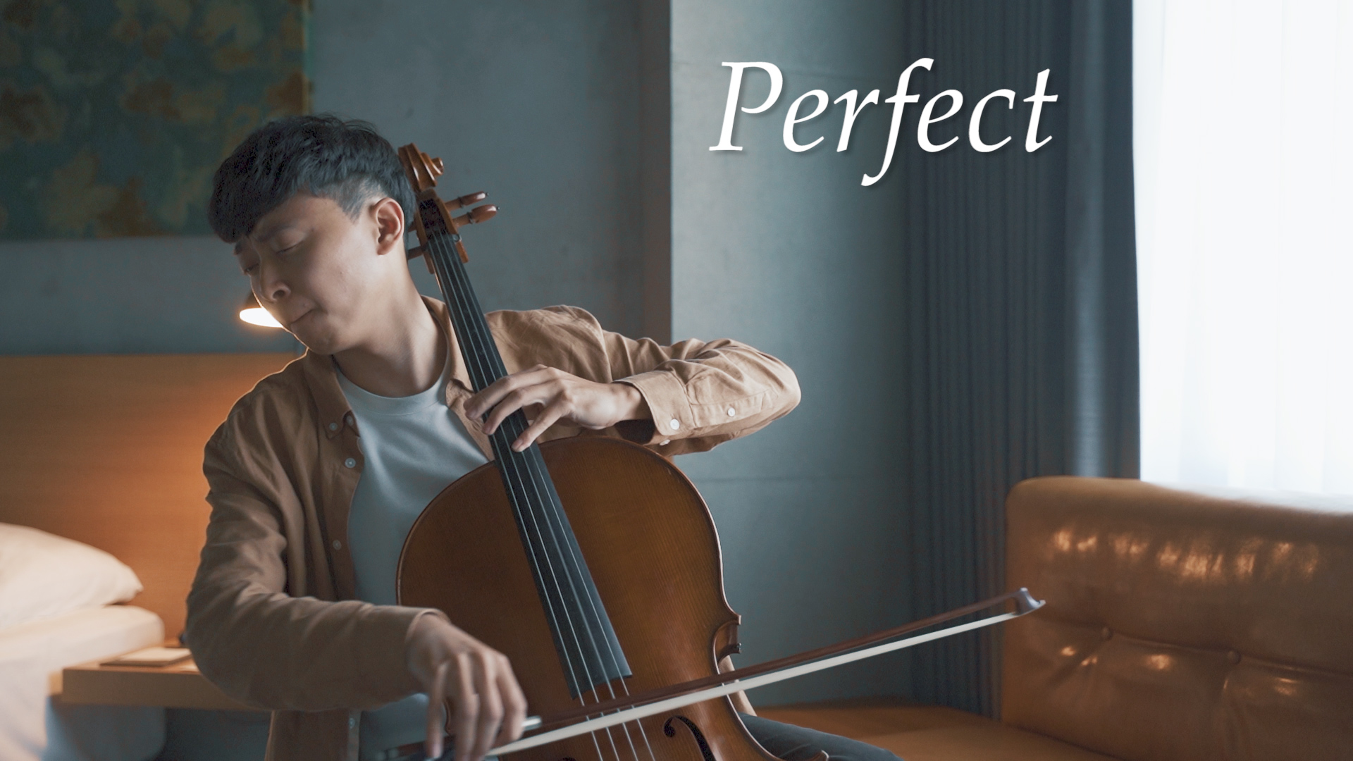 Ed Sheeran - Perfect  , 《完美無瑕》-Cello Cover 大提琴演奏 『cover by YoYo Cello』