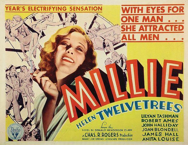 Millie 1931 PRECODE HOLLYWOOD