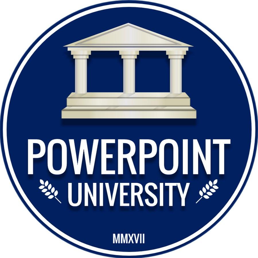 POWERPOINT UNIVERSITY